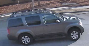 Lawrence Carter suspect vehicle