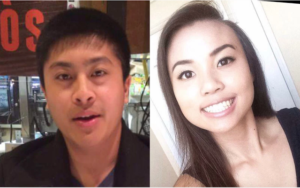 Joseph Orbeso, left, and Rachel Nguyen have been missing since July 28.