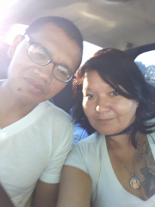 Mavis Polyngam and her husband Narun face deportation to Cambodia