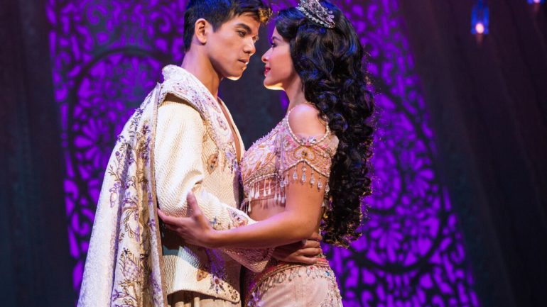 Telly Leung, Broadway's Newest Aladdin Hails from Brooklyn