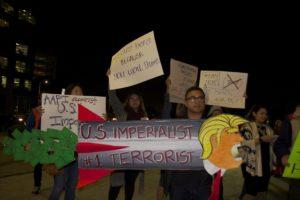 Bayan USA Protest