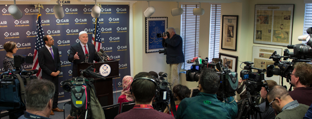 CAIR News Conference