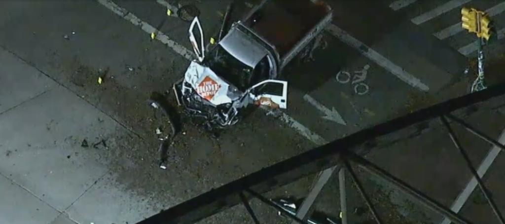 NY Truck Attack