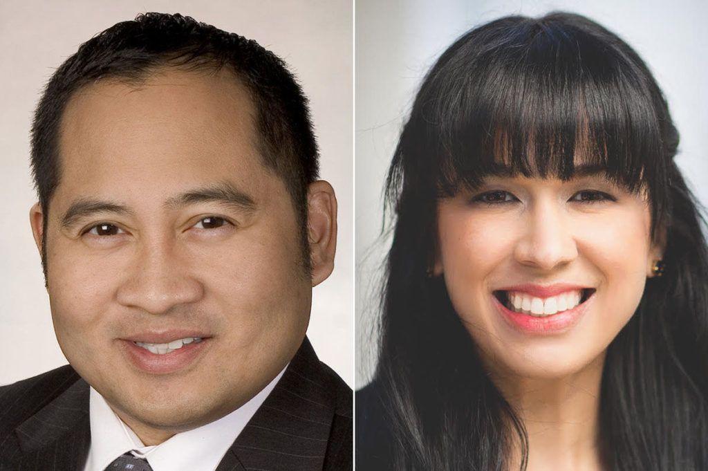 Ron Villanueva is defending his Virginia House Seat against Kelly Convirs-Fowler.