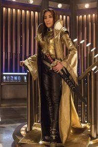 Michelle Yeoh as Emperor Georgiou