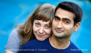 Kumail Nanjiani and Emily Gordon