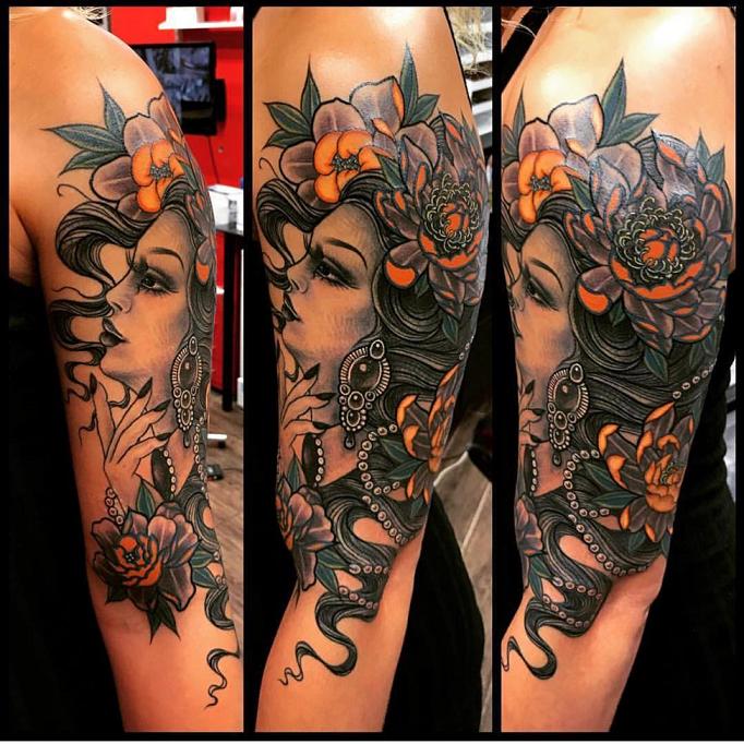 44aaa02a5 AsAm News | Tattoo Artist Young Bae Shares Her Struggles– The Badass ...