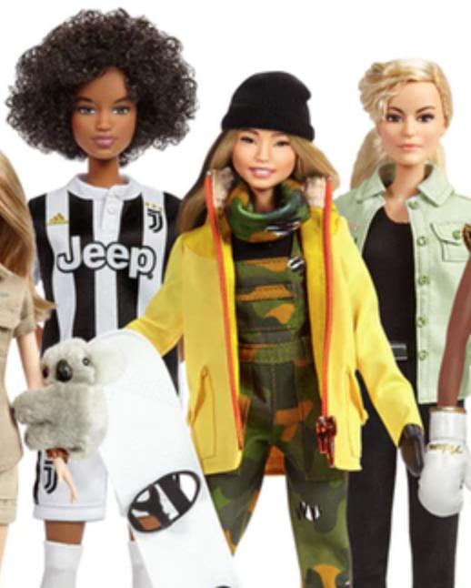 AsAm News | Chloe Kim Doll Unveiled