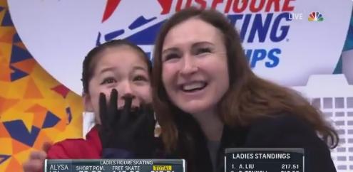Alysa Liu Wins Nationals