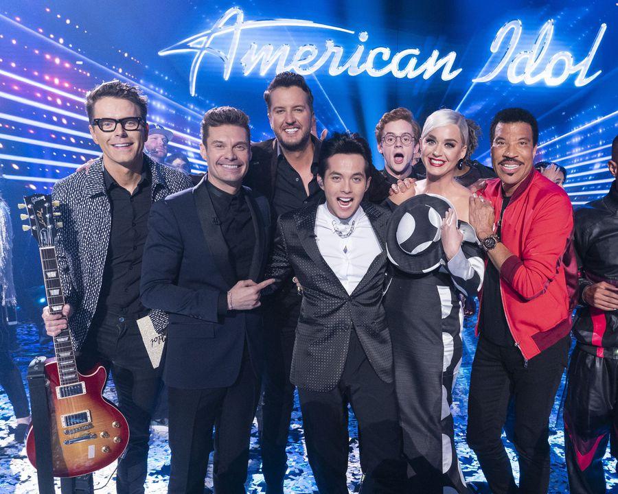AsAm News   New American Idol champ appears to be hapa