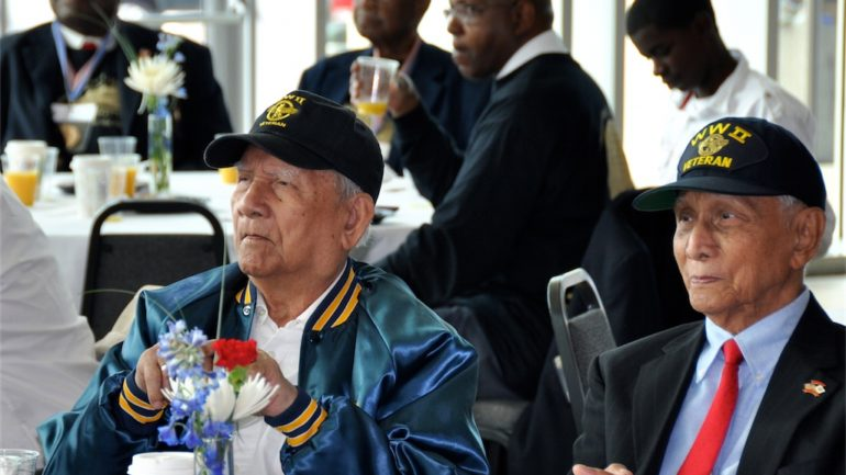 Trump Wants to Eliminate Program Allowing Green Cards for Families of Filipino WWII Vets