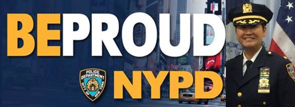 NYPD creates Asian American Police Executives Council