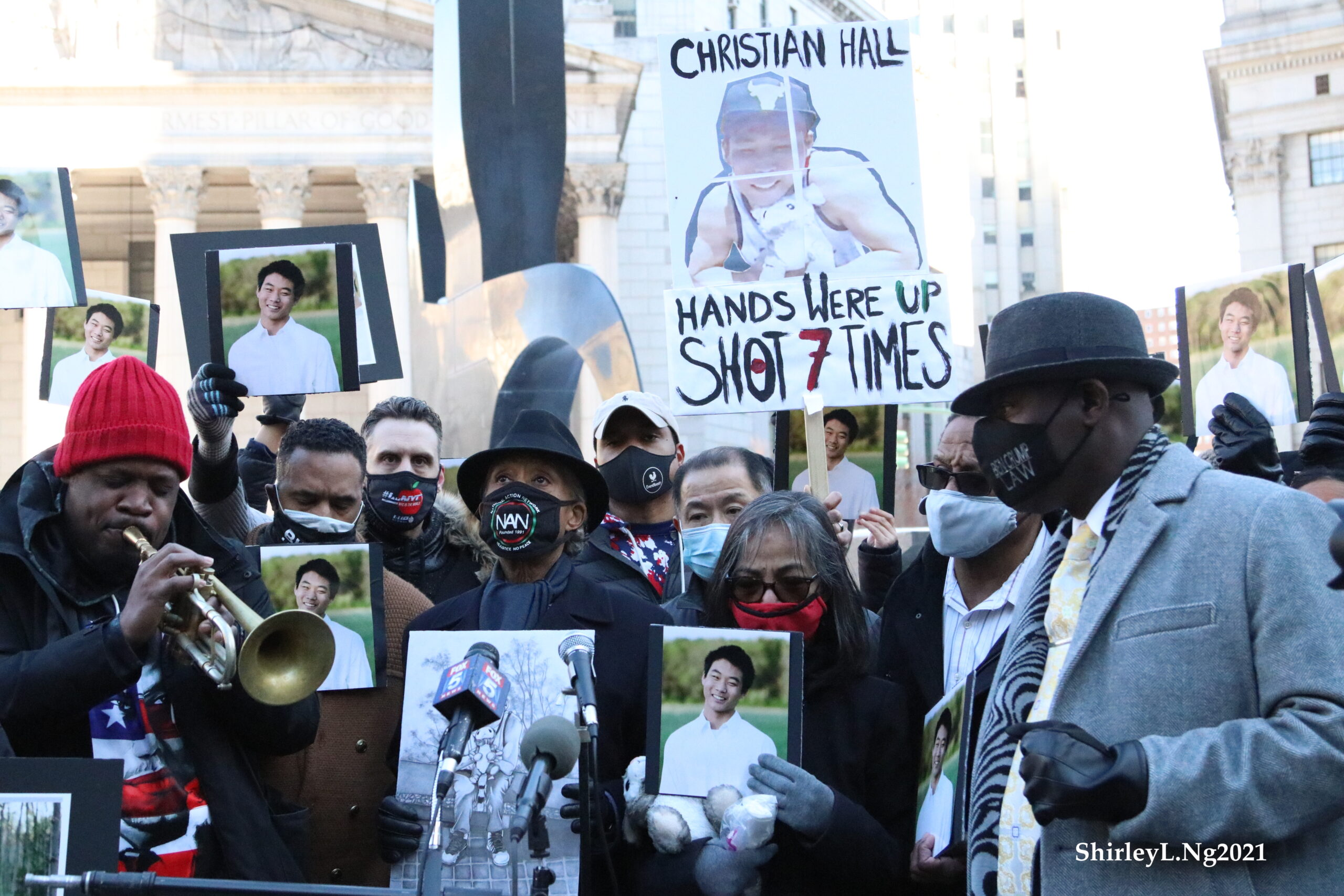 asamnews.com: Justice For Christian Hall Draws Black Solidarity – AsAmNews