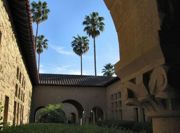 Quad at Stanford