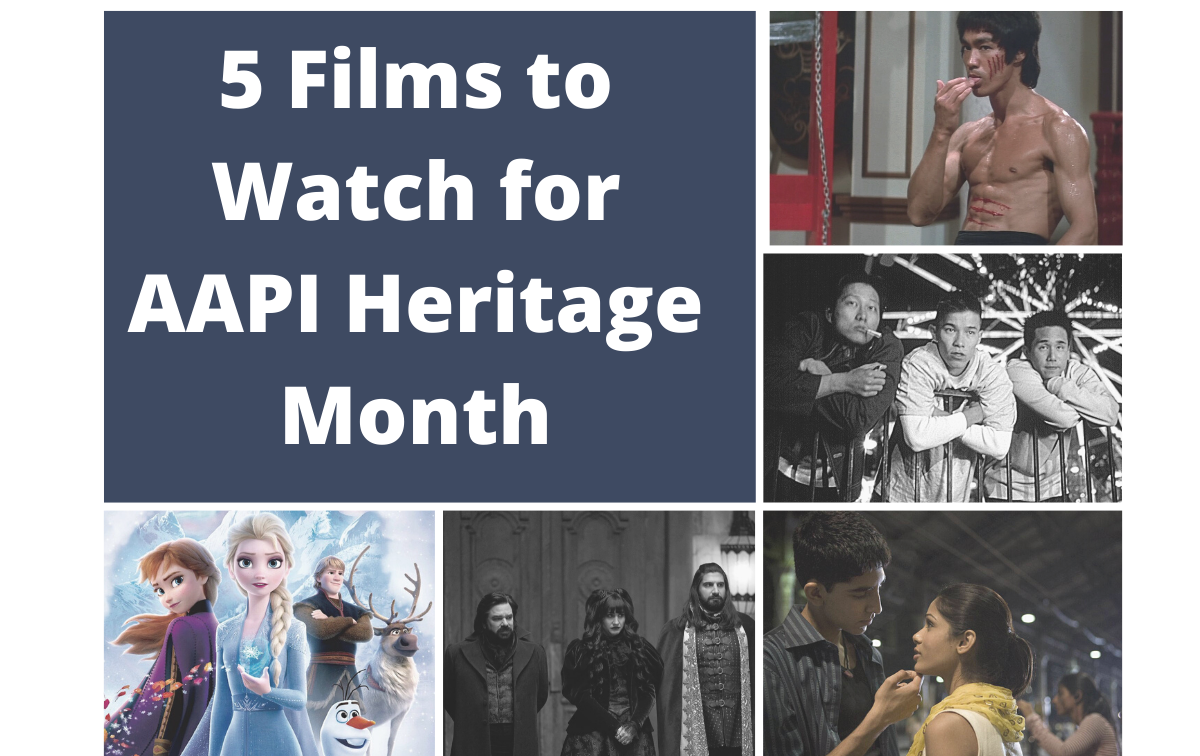 5 Films to Watch for AAPI Heritage Month – AsAmNews