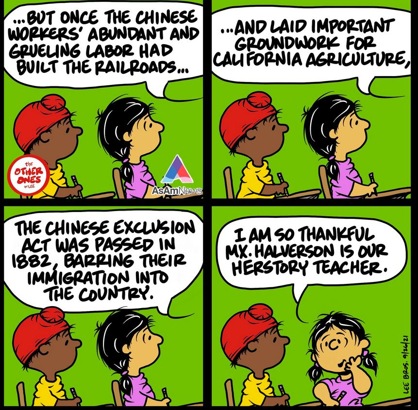 The Other Ones: When Asian American history is taught in school
